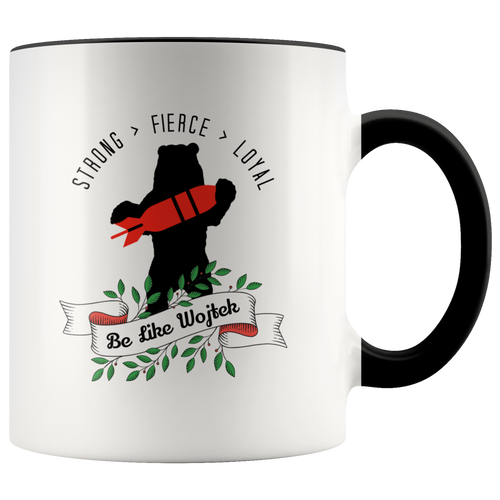 Be Like Wojtek Mug