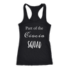 Part of the Ciocia Squad tank tops, shirts and hoodies