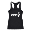Czny with eagle shirts, tanks and hoodies