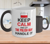 Let The Polish Guy Handle It Color Changing Mug - My Polish Heritage