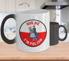 Hug Me I'm Polish Color Changing Mug - My Polish Heritage