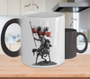 Hussar Warrior Color Changing Mug - My Polish Heritage