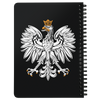 Polish Eagle Spiralbound Notebook