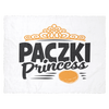 Paczki Princess Fleece Blanket - My Polish Heritage