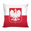 Polish Flag Pillow Case - My Polish Heritage