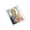 Our Lady of Czestochowa Black Madonna and Child Decal Sticker