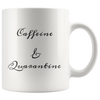 Caffeine & Quarantine 11oz and 15oz Mugs