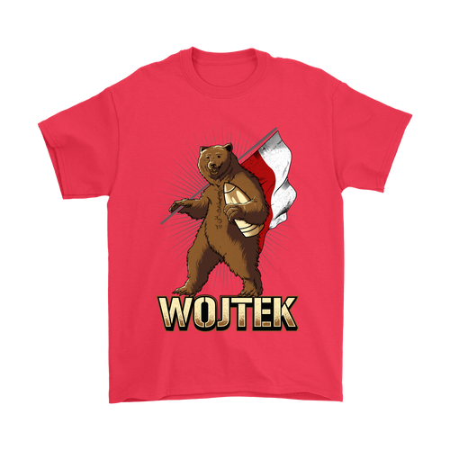 Polish Wojtek The Bear Shirt