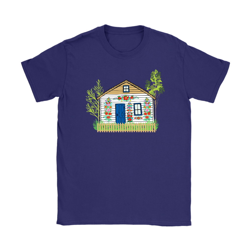 Polish Painted Village Shirt