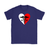 Registered nurse logo and Polish flag shirt