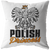 Polish Princess Pillow