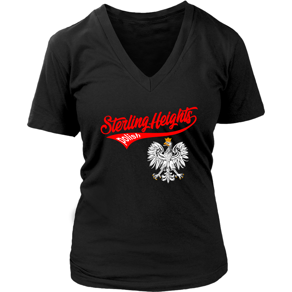 Sterling Heights Polish Shirt