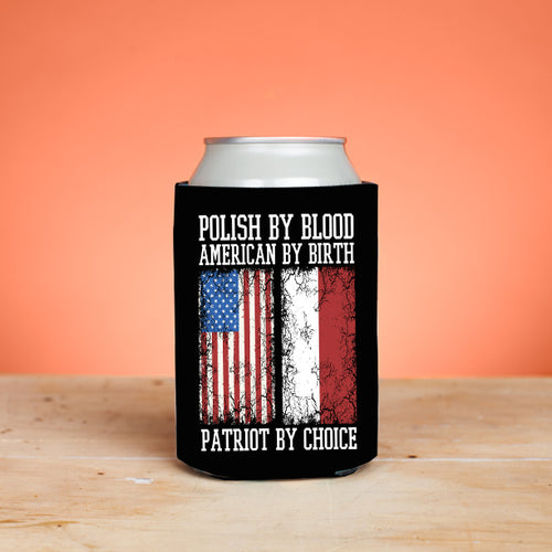 Polish Patriot Koozie