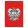 Polish Eagle Red Hardcover Journal