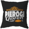 Pierogi Queen Pillow - My Polish Heritage