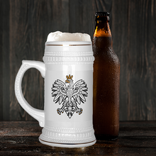 Polish Eagle Beer Stein