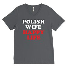 Polish Wife Happy Life Shirt - More Colors and Styles