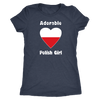 Adorable Polish Girl Shirt - My Polish Heritage