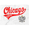 Chicago Polish Fleece Blanket