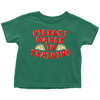 Pierogi Maker in Training Toddler Shirt - My Polish Heritage
