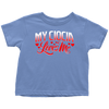 My Ciocia Loves Me Toddler's Shirt - My Polish Heritage