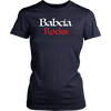 Babcia Rocks II Shirt - My Polish Heritage