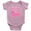 Daddy's Little Polish Princess Baby Onesie - My Polish Heritage