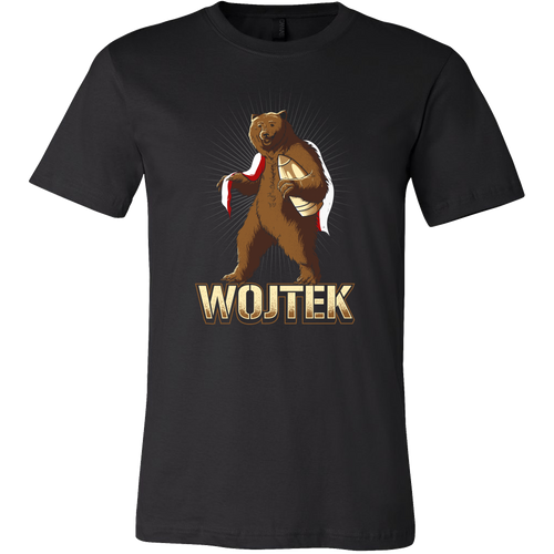 Polish Wojtek The Bear II Shirt