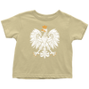 Polish Eagle Toddler Shirt - My Polish Heritage