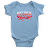 My Ciocia Loves Me Baby Onesie - My Polish Heritage