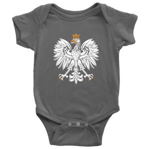 Polish Eagle Baby Onesie