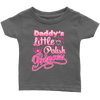 Daddy's Little Polish Princess Infant Shirt - My Polish Heritage