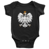 Polish Eagle Baby Onesie - My Polish Heritage