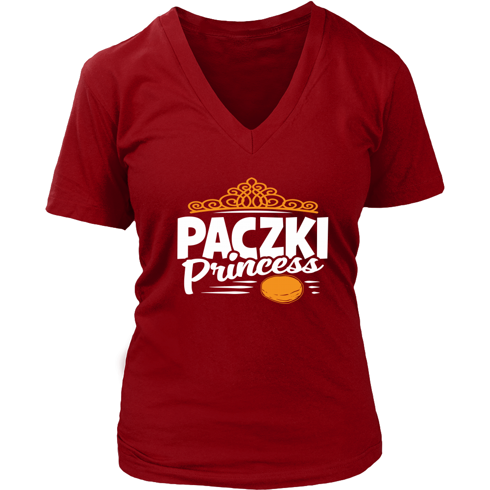 Paczki Princess Shirt - My Polish Heritage