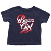 Busia's Girl Toddler Shirt - My Polish Heritage