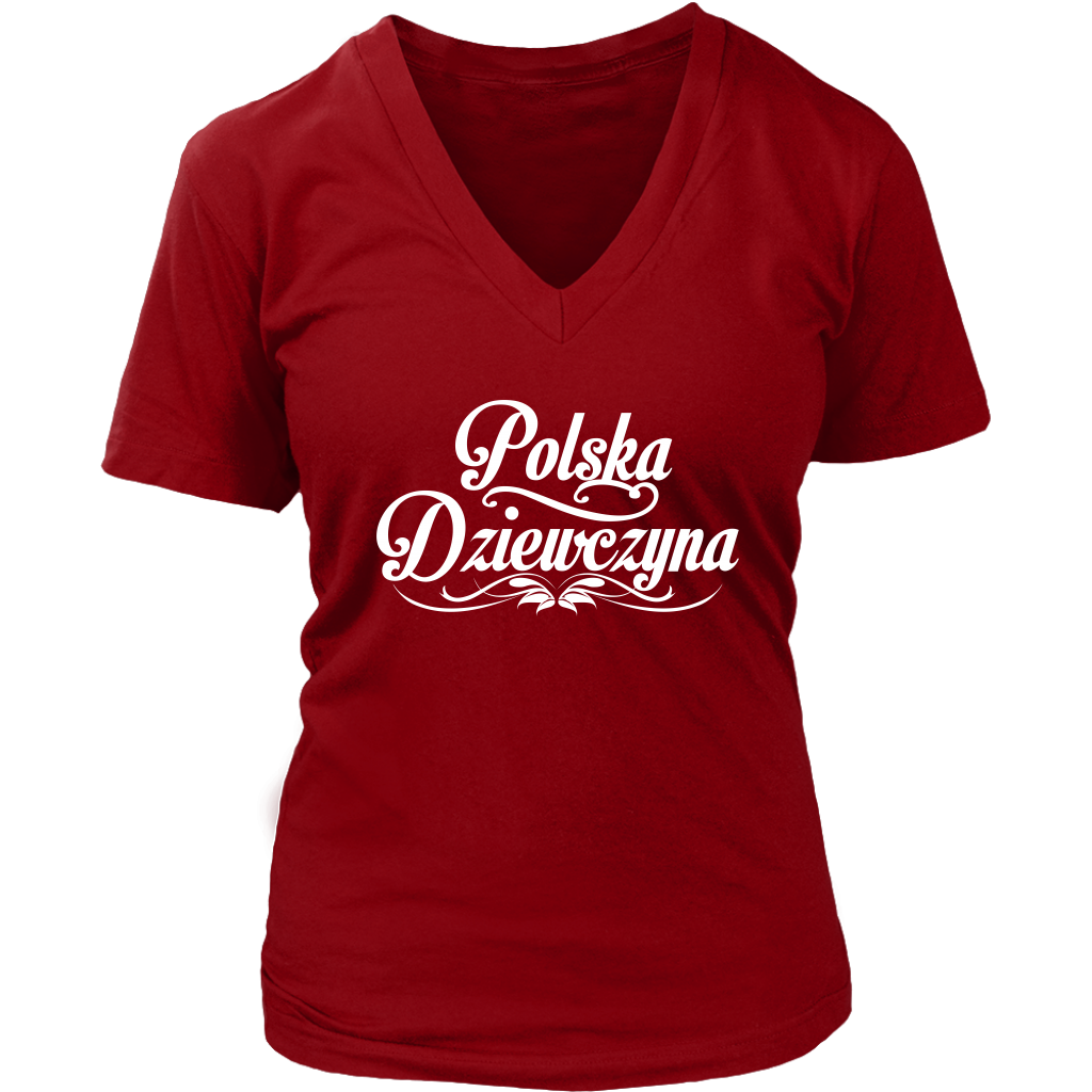 Polish Girl Shirt - My Polish Heritage