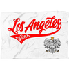 Los Angeles Polish Fleece Blanket