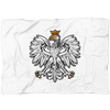 Polish Eagle II Fleece Blanket