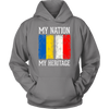 Ukrainian Polish - My Nation My Heritage Shirt