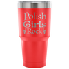 Polish Girls Rock Tumbler - My Polish Heritage