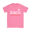 Babcia: The Woman. The Myth. The Legend Shirt - My Polish Heritage