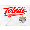 Toledo Polish Fleece Blanket