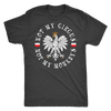 Not My Circus, Not My Monkeys (English) Shirt - My Polish Heritage
