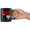 Cleveland Polish Black 11oz Mug - My Polish Heritage