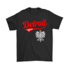 Detroit Polish Shirt - My Polish Heritage