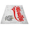 Milwaukee Polish Fleece Blanket