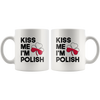 Polish - St. Patrick's Day White 11oz Mug - My Polish Heritage