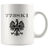 773SKI Chicago Coffee Mug