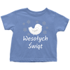 Wesołych Świąt Baby and Toddler Shirt or Bodysuit