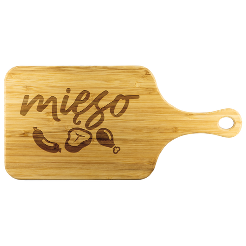 Mięso Meat cutting board